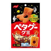 NOBEL Petagu Gummies Cola 諾貝爾 外星生物造型軟 可樂味 50g