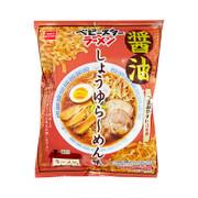 OYATSU Big Noodle Snacks Miso Ramen Flavor | 明星麵 童星醬油拉麵味 58G