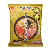 OYATSU Big Noodle Snacks Tonkotsu Flavor | 明星麵 童星 豚骨濃湯拉麵味 58G