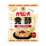 Koikeya Hakko Salted Koji Spicy Chicken | 湖池屋 發酵脆條 咸麴香辣雞味 100g