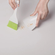 KOKUBO Mini Broom Dustpan for Desk 日本小久保 桌面型 迷你掃把組