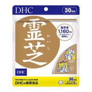 DHC - Supplement LingZhi Extracts 靈芝精華  抗氧化提高抵抗力 150 Tablets (30 days)