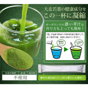 YAMAMOTOKANPO 100% Young Barley Leaf Powder | 山本漢方 大麥若葉清汁