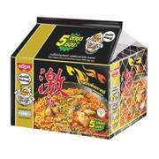 Nissin Dry Noodle Korea Spicy Chicken Flavor 泰國日清 韓式激辛雞味即食撈麵 60g 【1包/5包】