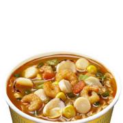 NISSIN Cup Noodles XO Sauce Seafood Flavor | 日清 合味道XO醬海鮮味即食麵 (杯麵) 75g