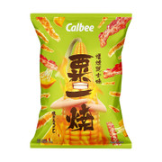 CALBEE - GRILL A CORN -Smoky Cheese Favor | 粟一燒 煙燻芝士味 80g