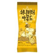 HBAF Almond Honey Butter 韓國 杏仁 蜂蜜牛油味 【40g/35g】