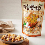 HBAF Almond w/ Garlic Bread  韓國 杏仁連蒜茸包脆脆  40g