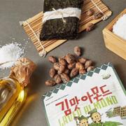 HBAF Almond Laver 韓國 杏仁 紫菜味  30g