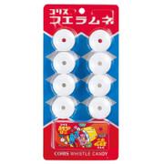 Coris Whistle Candy Soda 日本 口哨/哨子糖  汽水味 8pcs