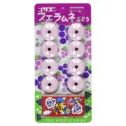 Coris Whistle Candy Grape 日本 口哨/哨子糖   葡萄味 8pcs