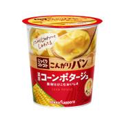 POKKA SAPPORO Cup Cube Toast Rich Corn Potage 日本Pokka 麵包粒濃湯 忌廉粟米 31.7g