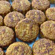 WAHYEETANG Cake Shop White Lotus Mooncake w/ Double Yolks 華爾登餅店  雙黃白蓮蓉月餅 (2個/盒)