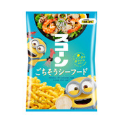 KOIKEYA Scorn Corn Crsips Seafood |湖池屋 粟米條 海鮮味 75G