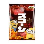 KOIKEYA Scorn Corn Crsips BBQ Beef |湖池屋 粟米條 烤牛肉味 75G