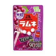 Morinaga Ramune Soda Candy (Grape Flavor) | 森永 波子汽水糖大粒包裝(葡萄味)38G