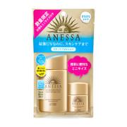SHISEIDO ANESSA Perfect UV Skincare Sunblock Milk 資生堂 安耐曬  超防水美肌UV乳液 60ml +10ml [SPF 50 + PA ++++]