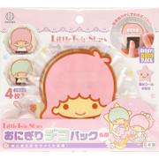 KOKUBO Rice Ball Bag Little Twin Stars 小久保 飯糰 包裝袋 4pcs