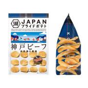 KOIKEYA Pride Potato Chips Kobe Beef Flavor | 湖池屋 薯片 神戶和牛味 58G