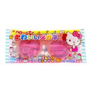 Sanrio Hello Kitty Glasses Candy  | 食玩 粉紅眼鏡玩具  連清涼糖