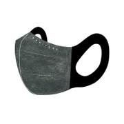 Banitore 3D Mask Adult Dark Tone 20 Pcs | 便利妥 3D成人護理口罩 黑耳帶深4色 Level 2  (20片獨立包裝/盒) Made in HK [Size M / L]