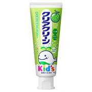 KAO Kids Toothpaste (Muskmelon) 花王兒童防蛀牙防齲齒可吞嚥牙膏(哈密瓜味) 70G