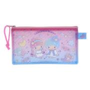 SANRIO Mesh Bag Little Twin Stars 文件袋