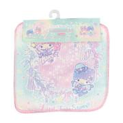 SANRIO Towel Little Twin Stars 純棉 方巾