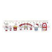 SANRIO Ruler Hello Kitty 間尺 15cm