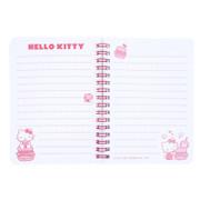 SANRIO Notebook A6 Hello Kitty 線圈筆記簿 A6