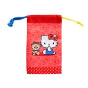 SANRIO Drawstring Bag Hello Kitty 索繩袋