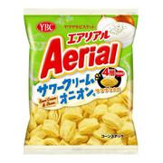 YBC Aerial Sour Cream Onion Flavor | 山崎 四層粟米脆片 酸忌廉洋蔥味 70G