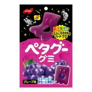 NOBEL Petagu Gummies Grape 諾貝爾 外星生物造型軟 提子味 50g