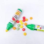 ORION'S Candy Shin Chan-Namaiki Crayon | 獵戶星 蠟筆小新 蠟筆造型 汽水糖14g 【顏色除機發送】