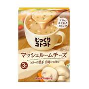 POKKA SAPPORO Mushroom Pottage 日本Pokka 芝士蘑菇濃湯 3pcs