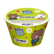 DOLL Instant Noodle Yuzu Pepper Chicken Bowl 公仔 即食麵杯麵 日式柚子胡椒雞白湯味 72g