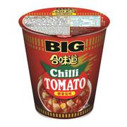 NISSIN Big Cup Noodles Chili Tomato Flavor | 日清大杯麵 辣番茄味 112g