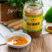 MAN KEE Sweet & Sour Plum Sauce 文記 冰花酸梅醬400G