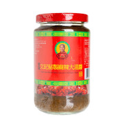 MAN KEE Mixed Spicy Sauce in Sichuan Style 文記 秘製麻辣大混醬(撈麵醬) 338G