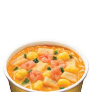 NISSIN Cup Noodles Laksa Flavor | 合味道杯麵 叻沙味 75g