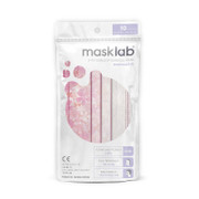 Masklab Surgical Mask Adults 10Pcs Spring Breeze 成人外科口罩 春暖花開 ASTM Lv3 (10片/袋) Made in HK