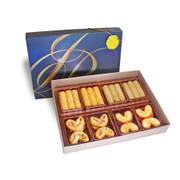 Imperial Patisserie Golden Combo Gift Box Palmiers & Eggrolls 皇玥 金裝精選禮盒 (蝴蝶酥、蛋卷)