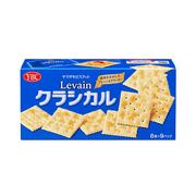 YBC Levain Classical Cracker | 山崎 鹽味梳打餅 6pcs x 9
