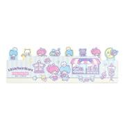 SANRIO Index Note Pad LITTLE TWIN STARS 條裝便條紙 8pcs x 15sheets