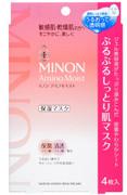 MINON Amino Moisturizing Mask 氨基酸保濕面膜面膜 4Sheets/Box