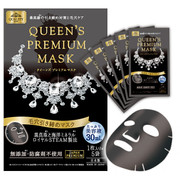 QUALITY FIRST Queen's Premium Pore Tightening Mask 鑽石女王緊緻毛孔面膜 5Sheets/Box