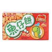 ORION Korepab Snack Tomato Flavor | 奧利安 魚仔餅蕃茄味 33G