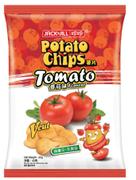 JACK N JILL Potato Chips Tomato Flavor | 珍珍 蕃茄味薯片 60g