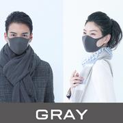 PITTA Purify Pollen/Air-Allergen/Dust Mask (Washable) 防花粉及灰塵口罩 3pcs Dark 灰黑