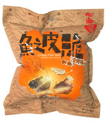 FOUR SEAS Crispy Fish Skin BBQ Flavor | 四海 炸魚皮燒烤味 60g